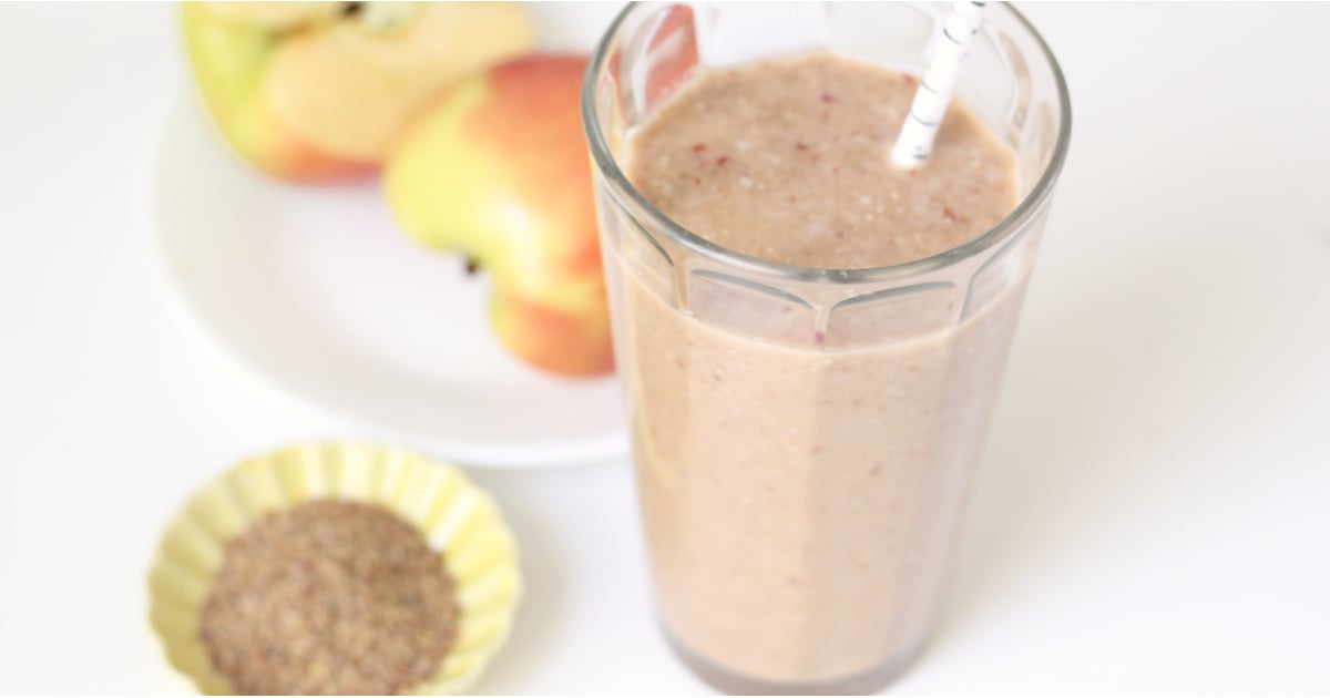 This Overnight Breakfast Smoothie Will Keep You Full All Morning