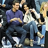 Kim Kardashian Puts Her Love For Basketball and Kris Humphries on Display