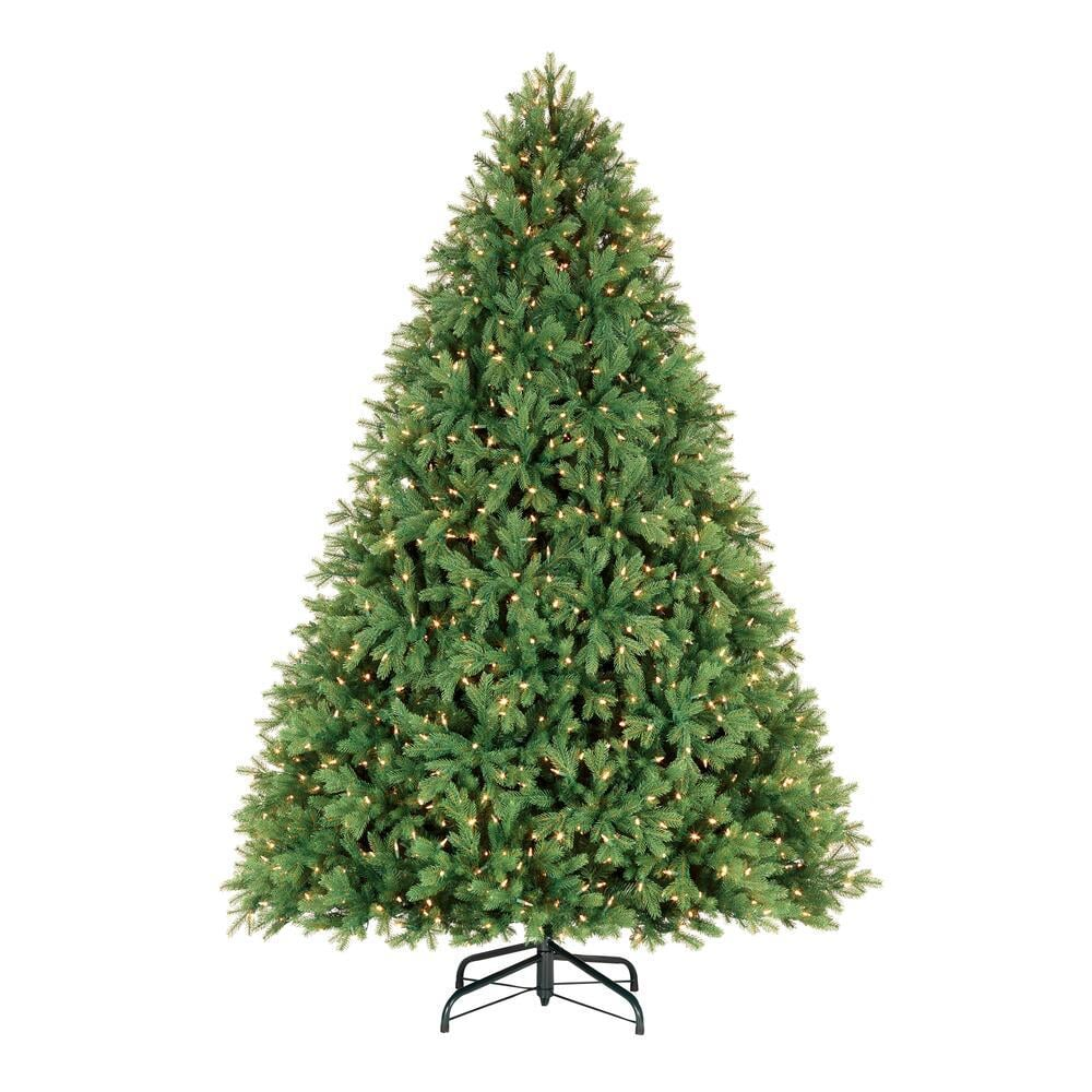 Home Decorators Collection 7.5 ft Lachlan Balsam Fir LED Pre-Lit Artificial Christmas Tree