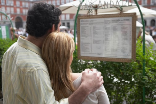 Do You Read the Menu Before Eating at a New Restaurant?