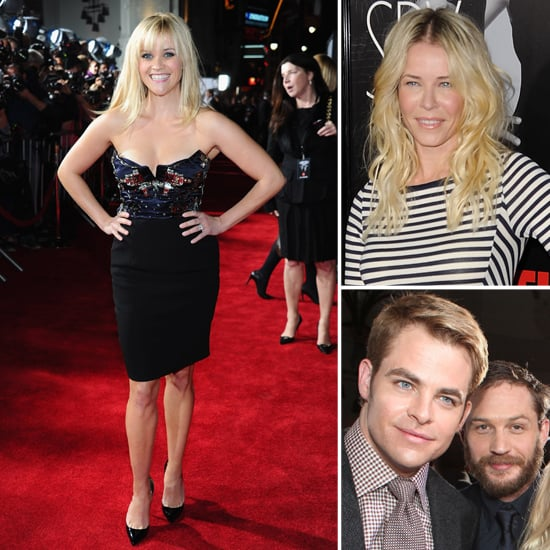 This Means War LA Premiere Pictures of Reese Witherspoon, Chris Pine, Tom Hardy, Chelsea Handler
