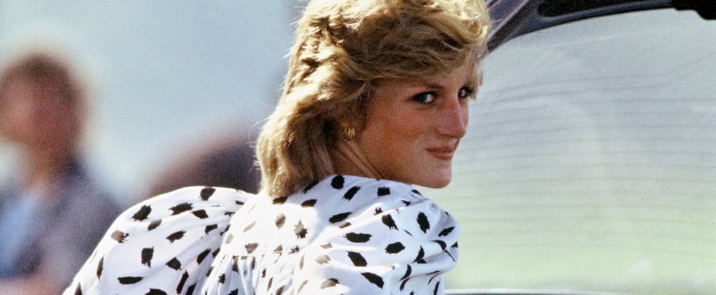 Princess Diana's Summer Style
