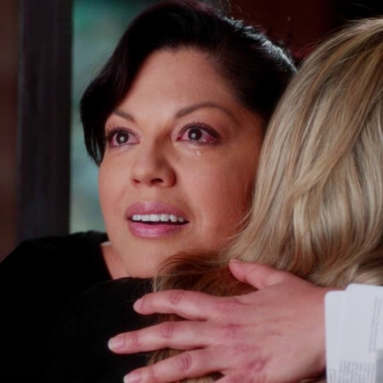 Grey's Anatomy GIFs of Callie Torres