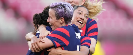 The USWNT Rallies to Win Bronze at the 2021 Tokyo Olympics