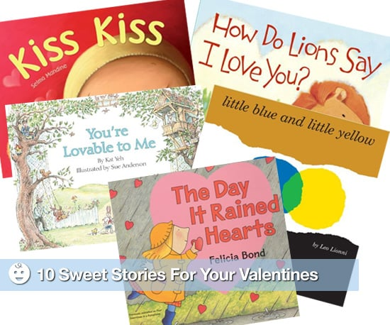 Books for Valentine's Day