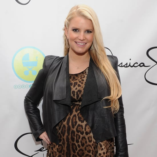 Jessica Simpson to Design Maternity Clothes