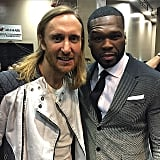 David Guetta and 50 Cent