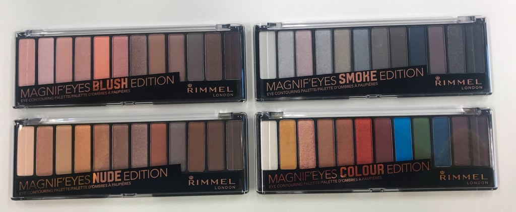 The £9 Eye-Shadow Palettes Launching This Month That Will Have You Rushing to Superdrug