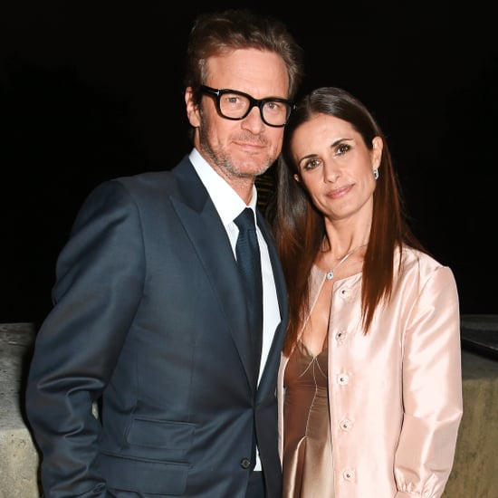 Photos of Colin Firth and Livia Firth