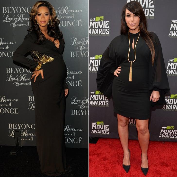 Hot Mama Dresses | How Beyonce Influenced Style | POPSUGAR Fashion ...