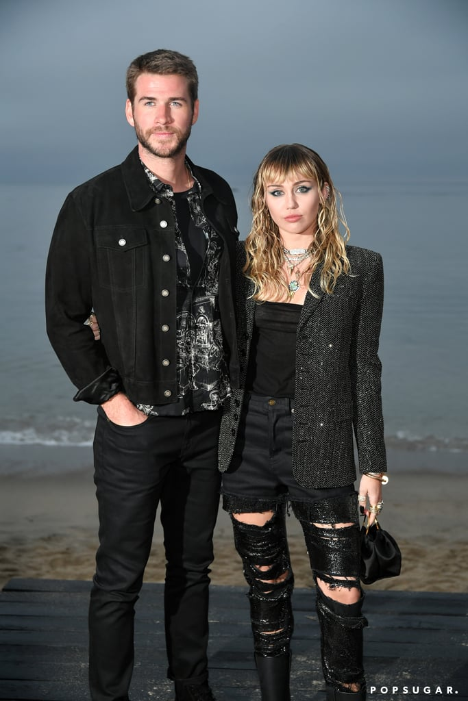 Liam Hemsworth in Australia After Miley Cyrus Breakup