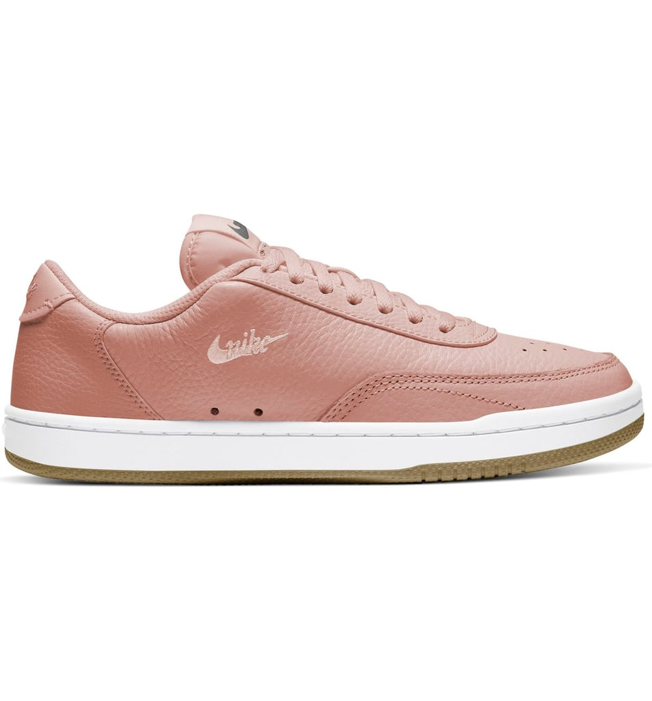 For a Milennial Pink Moment: Nike Court Vintage Premium Sneaker