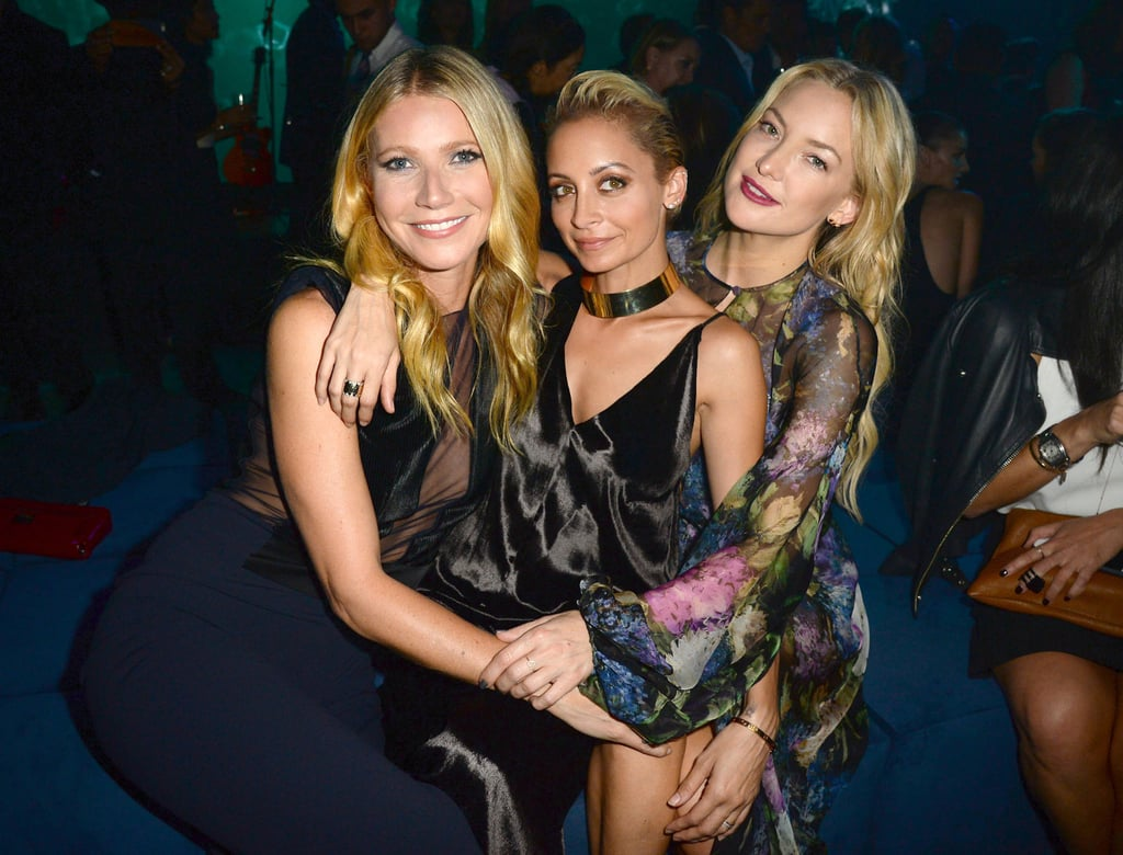Nicole Richie Gwyneth Paltrow Kate Hudson Pictures La Mer