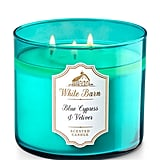 Blue Cypress & Vetiver Candle ($25)