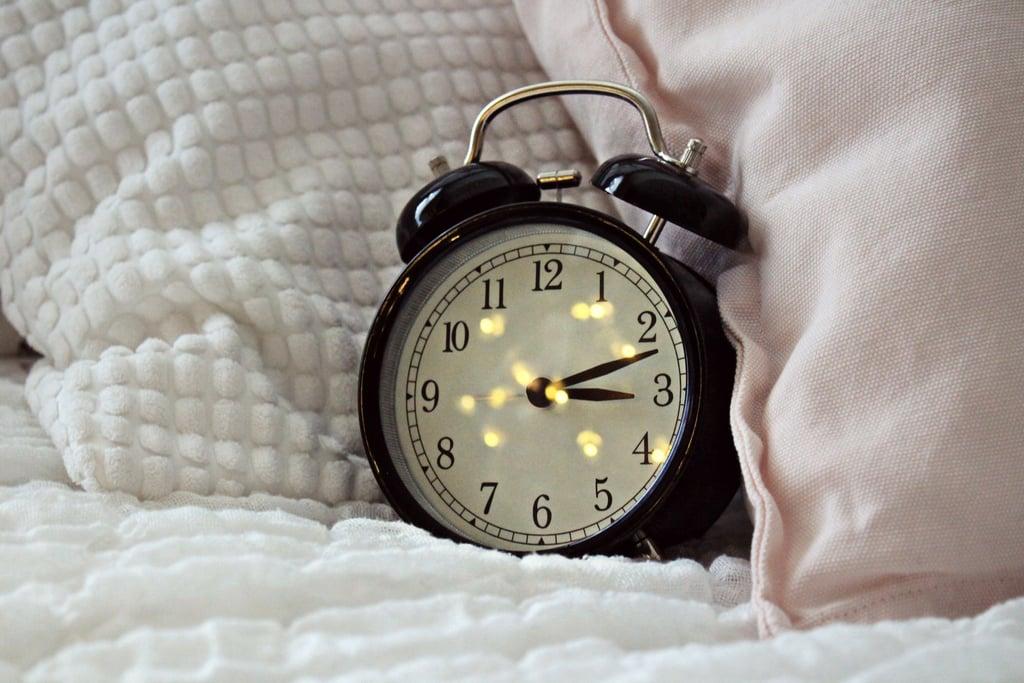 Using an Alarm Clock