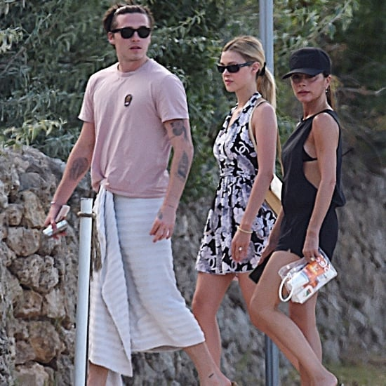 Nicola Peltz and Victoria Beckham's Holiday Style in Italy