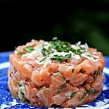French Salmon Tartare