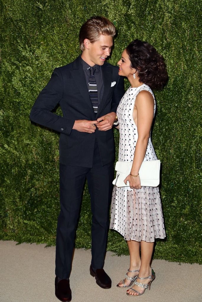 They only had eyes for each other when they stepped out for a CFDA and Vogue event in November 2013 in New York City.