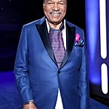 Billy Dee Williams at the Star Wars: The Rise of Skywalker Premiere in LA