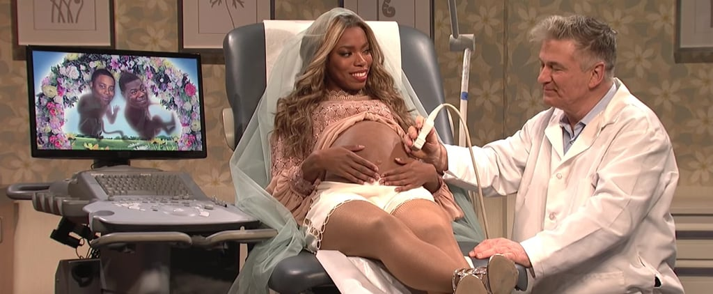 Beyonce's Babies SNL Skit February 2017