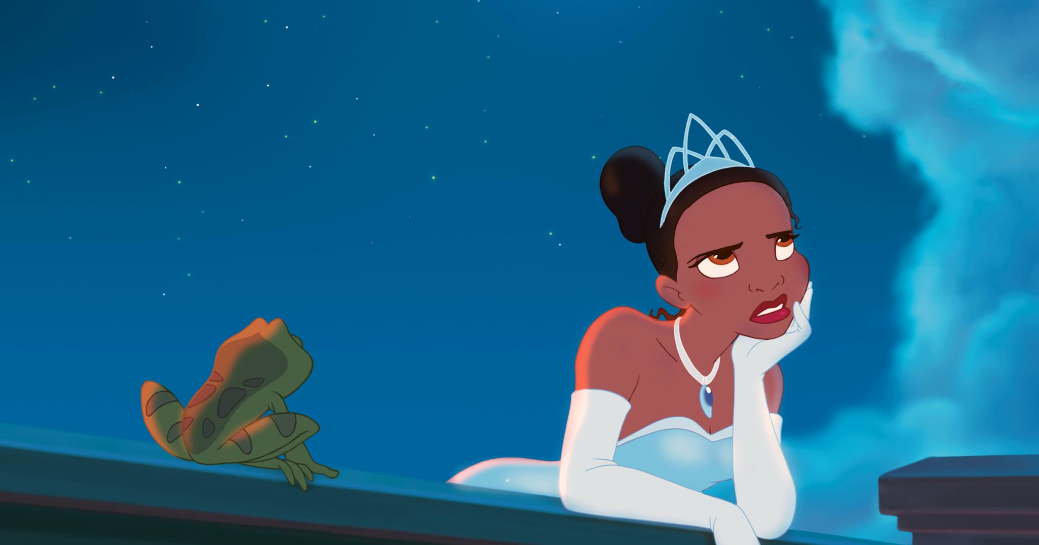 The Princess and the Frog | The 5 Disney Movies You Can Stream on Netflix  With Your Kids in 2021 — Before They're Gone! | POPSUGAR Family Photo 4