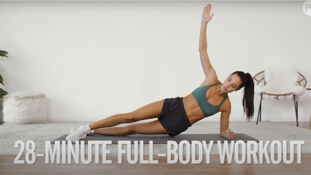 4-Week No-Equipment Workout Plan Weeks 1 and 3: Full Body