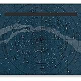 Galaxy Map Lap Desk