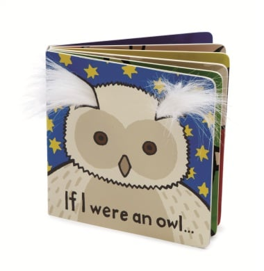 Jellycat If I Were an Owl . . . Book