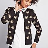 ModCloth for Hello Kitty Kawaii Icon Cardigan