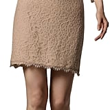 Diane von Furstenberg Zarita Lace V-Back Dress ($244, originally $348)