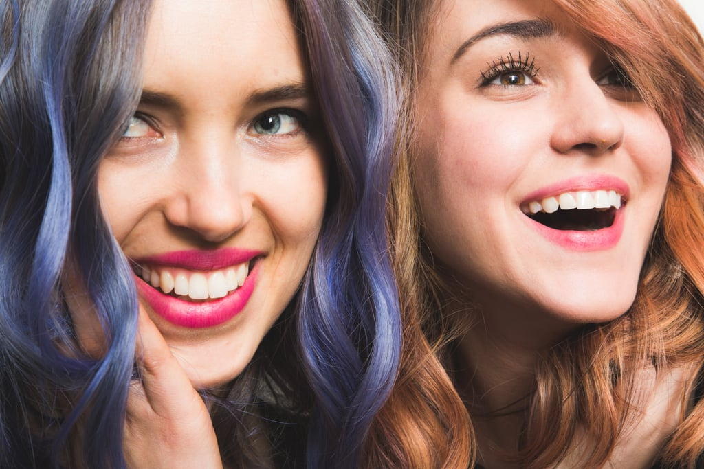 Don't forget to check out our rose gold hair color tutorial for brunettes, too!