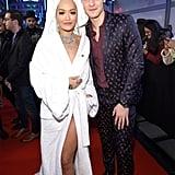 Shawn Mendes and Rita Ora
