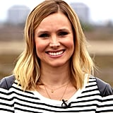"Kristen Bell Gives Us Straight Talk on Marriage, Veronica Mars, and Her Adorable ""Blob,"" Lincoln"