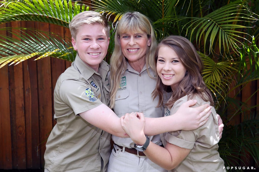 Steve Irwin's Beautiful Family Honors His Legacy at the Australia Zoo