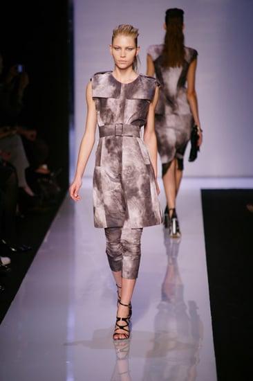 Paris Fashion Week: Costume National Spring 2009