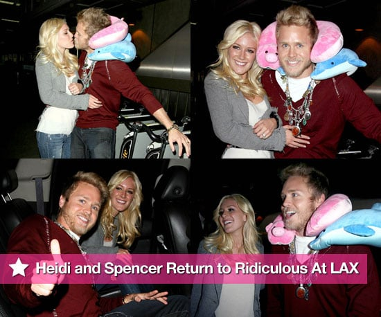 Heidi and Spencer Return to Ridiculous at LAX
