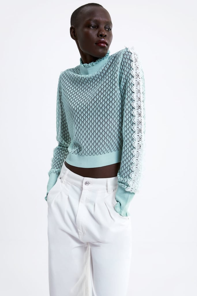 49bd3a06abb Zara Knit Sweater