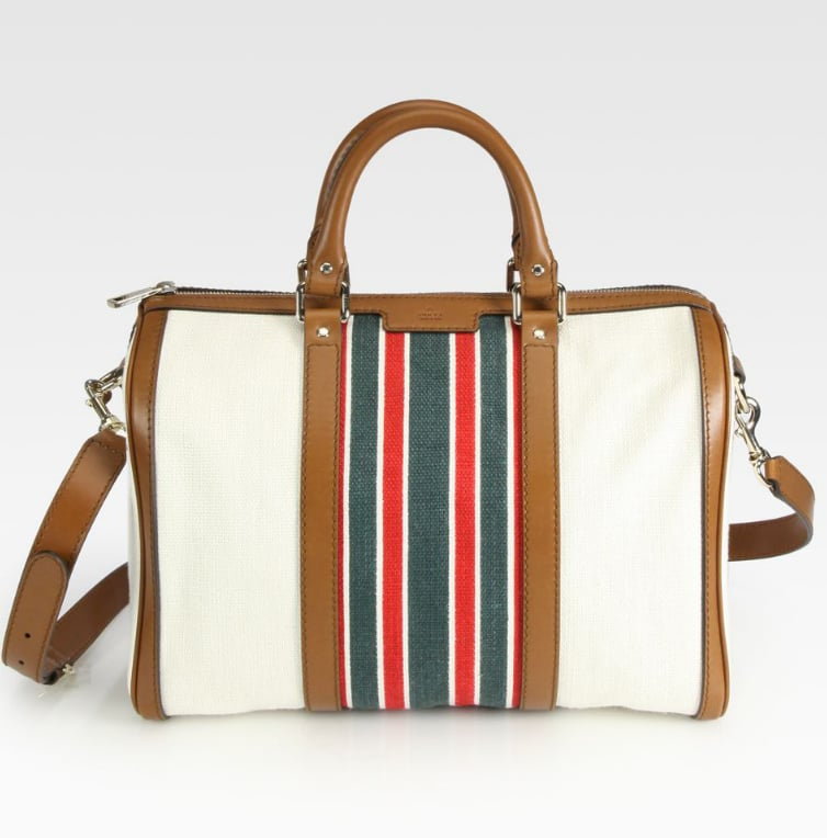 This Gucci vintage Boston bag (£837.10) has a classic aesthetic, which means it will go with you on many excursions for years to come.