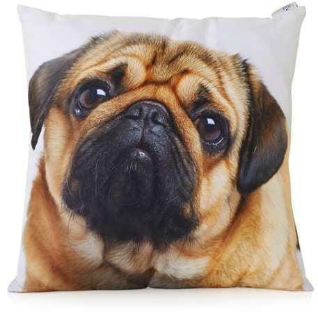 Pug Photo Cushion ($28)
