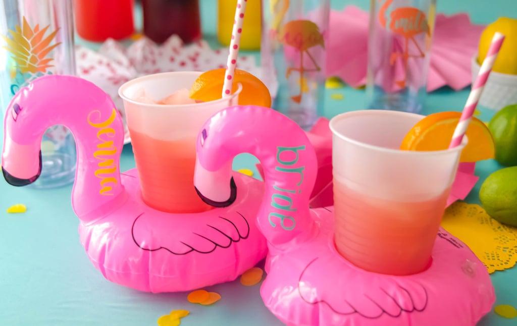 Flamingo Beverage Hugger