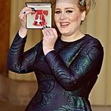 Adele = Adele Laurie Blue Adkins