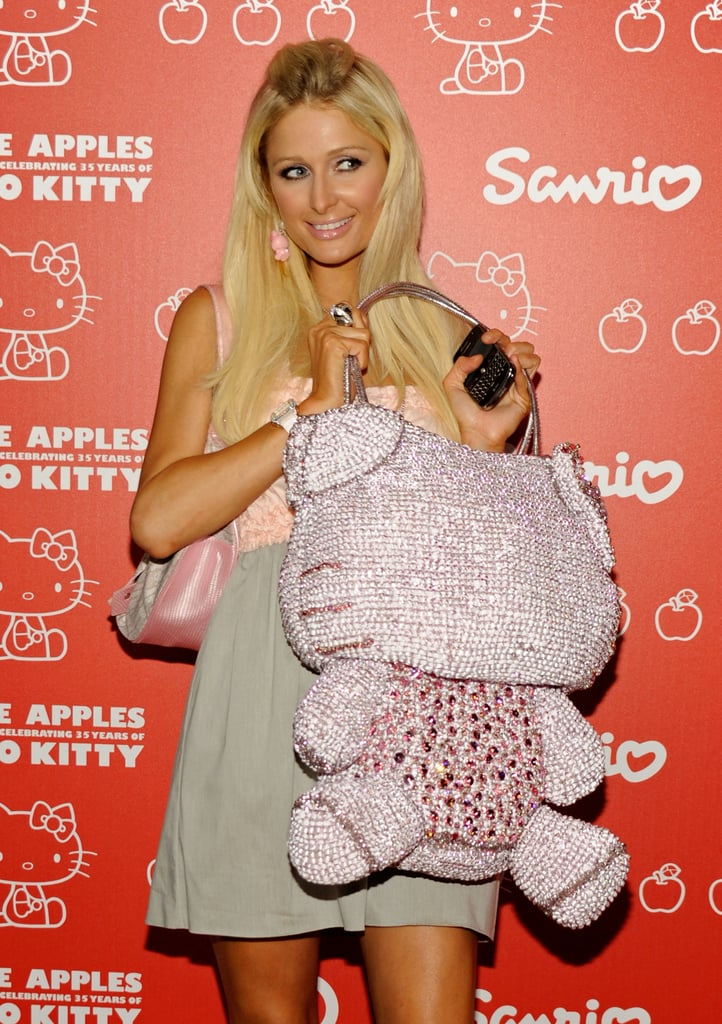 Photos of Paris Hilton Around LA 2009-10-23 08:42:58