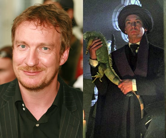 David Thewlis as Quirinus Quirrell