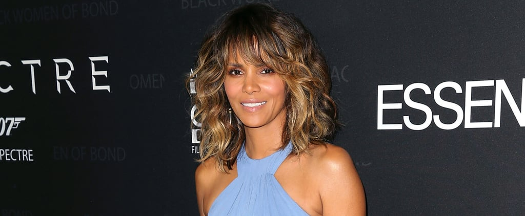 Halle Berry Makes Her First Public Appearance Since Her Divorce Announcement