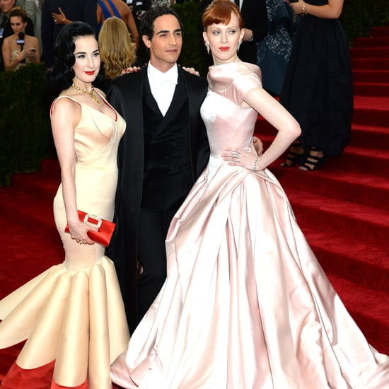 Who Wore Zac Posen to the Met Gala 2014?