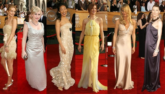 Who was Worst Dressed at the SAG Awards?