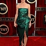 Sandra Bullock Makes Yet Another Gorgeous Award Season Stop