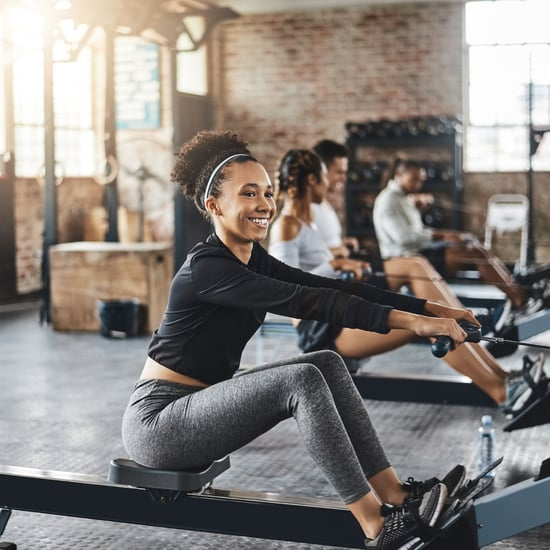 How to Use Gym's Rowing Machine Without Back Pain