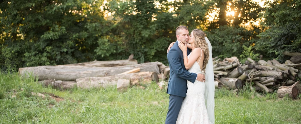 These 2 Kindergarten Sweethearts Had the Most Romantic Tuscany-Inspired Wedding