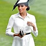 Meghan's First Royal Ascot